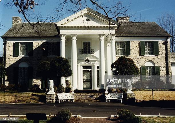 Presley Elvis *Saenger Schauspieler USA seine Villa in 'Graceland' in MemphisTennessee USA Januar 1997