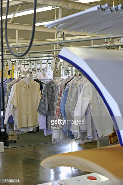 Press at Drycleaners Vertical