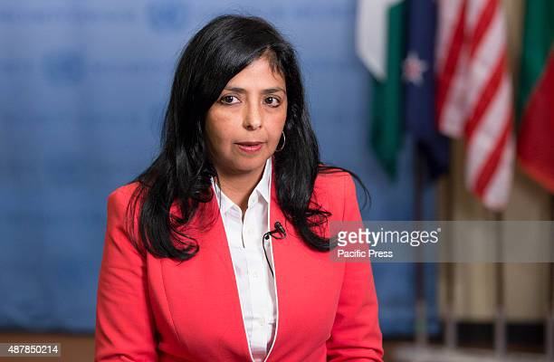 Press Conference by Delcy Eloina Rodriguez Gomez Minister for Foreign Affairs of the Bolivarian Republic of Venezuela after her meeting with...