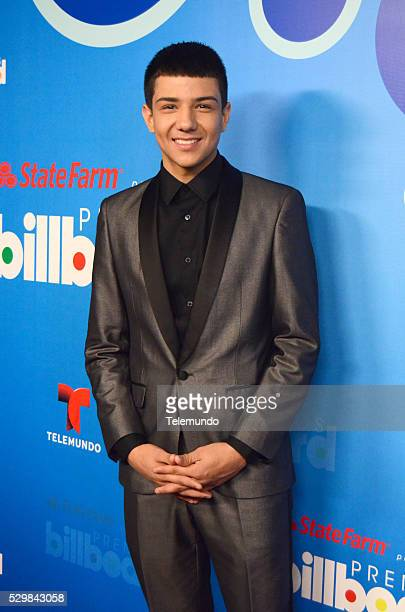 AWARDS 2014 Press Conference Pictured Luis Coronel at the Press Conference for the 2014 Billboard Latin Music Awards presented by State Farm from...