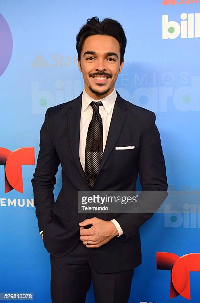 AWARDS 2014 Press Conference Pictured Shalim Ortiz at the Press Conference for the 2014 Billboard Latin Music Awards presented by State Farm from...