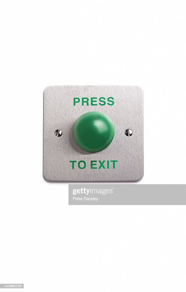 Press to exit panic button