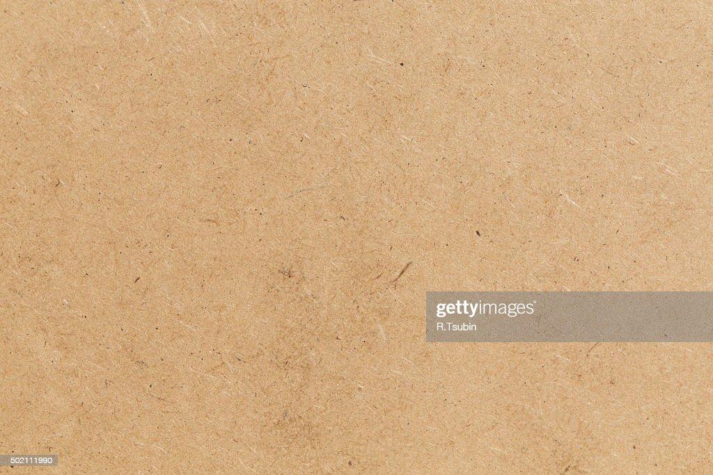 Pressed beige chipboard texture