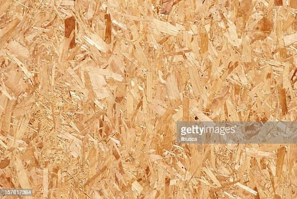 Pressed wood background