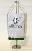 Pressekonferenz Finanzen Frankfurt Neuer DFBWIMPEL
