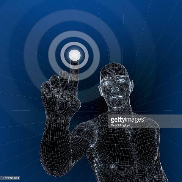 Presionar el botón derecho XXL