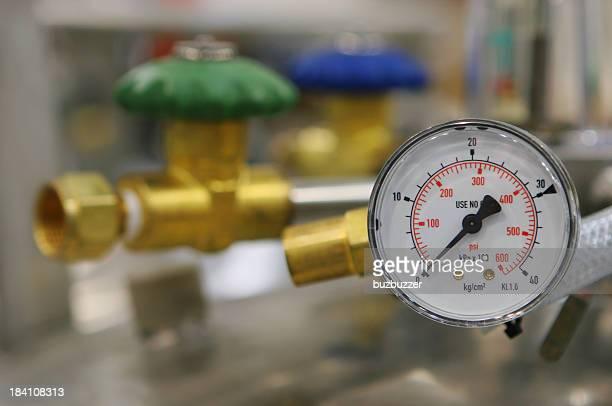 Pressure gauge Equipment
