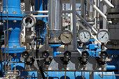 pressure valves and gauges