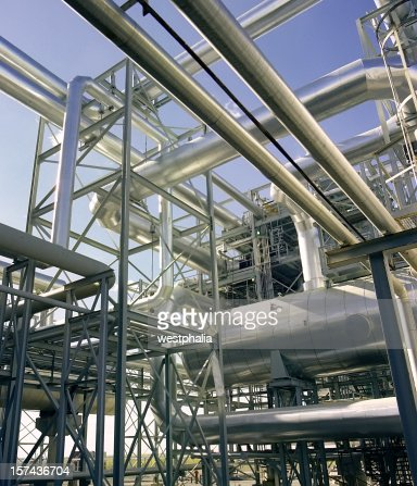 Pressure Vessel and Ducting