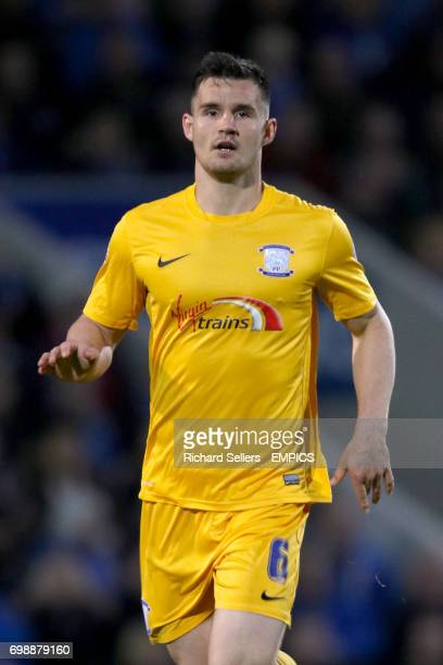 Preston North End's Bailey Wright