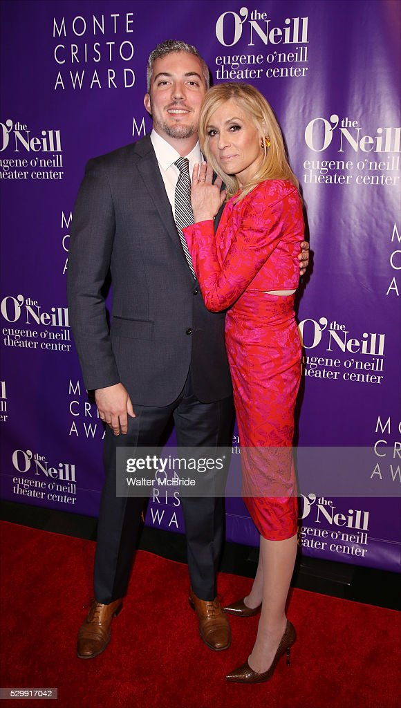 Preston Whiteway and Judith Light attend the 16th Annual Monte Cristo Award ceremony honoring George C Wolfe presented by The Eugene O'Neill Theater...