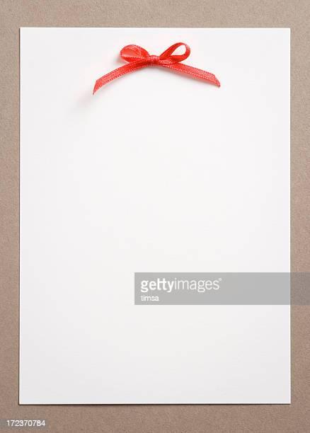 Bonitos cartão