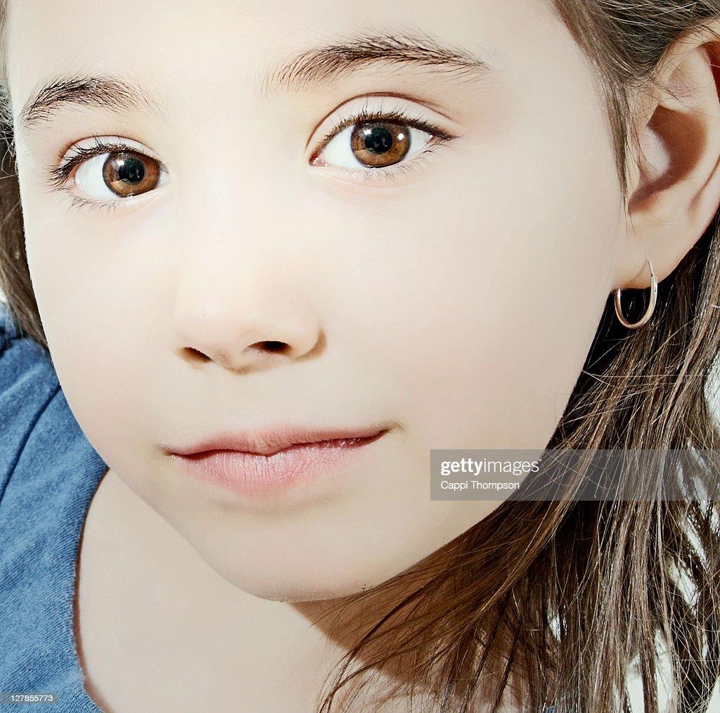 Pretty face : Stock Photo