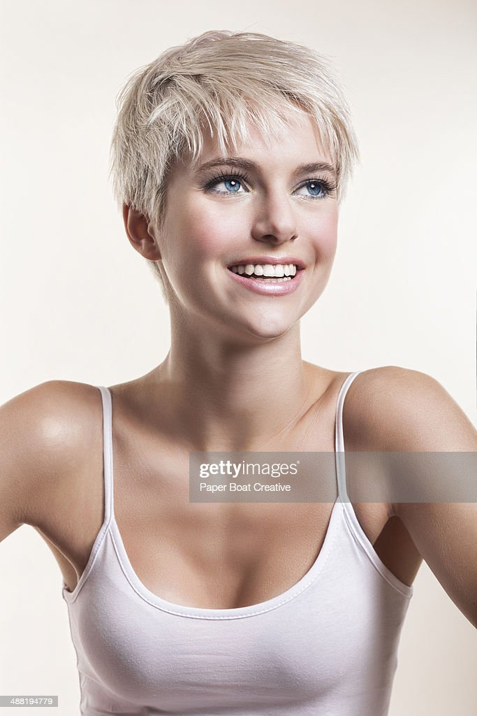 Consider, short hair sexy blondes 2852 you tell