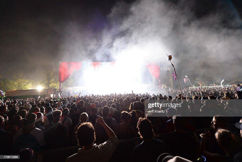 2013 Bonnaroo Music & Arts Festival - Day 2
