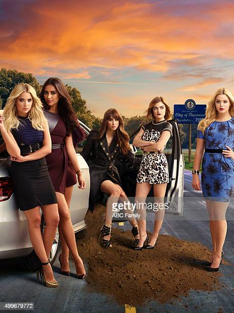 LIARS Pretty Little Liars premieres January 12 at 8/7c on Freeform the new name for ABC Family