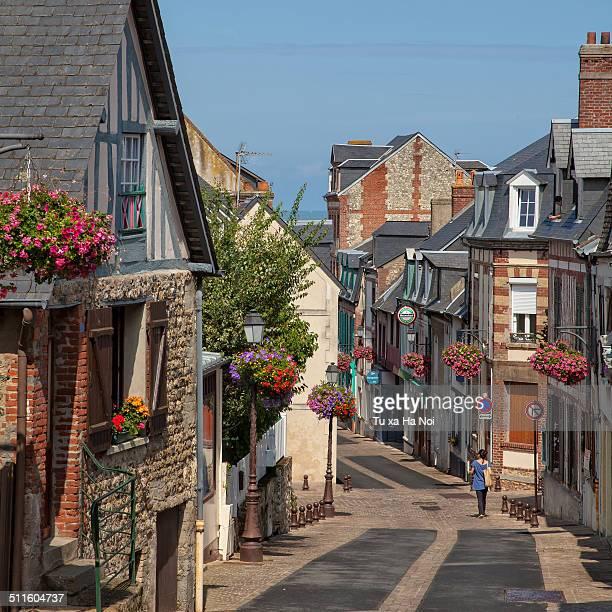 Pretty Normandy village