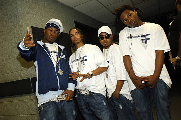 Pretty Ricky Artist Portrait Session Pictures Getty Images