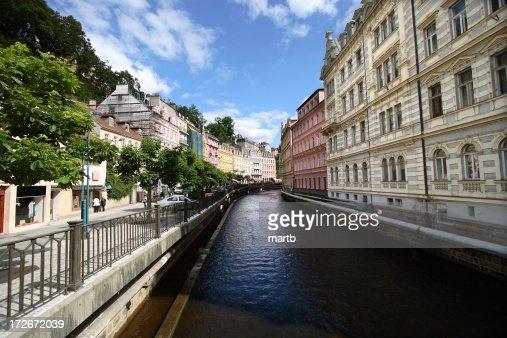 Pretty River Town
