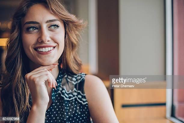 Pretty smiley face