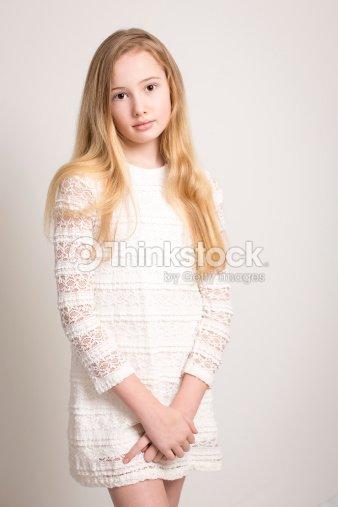 Nakter teenager