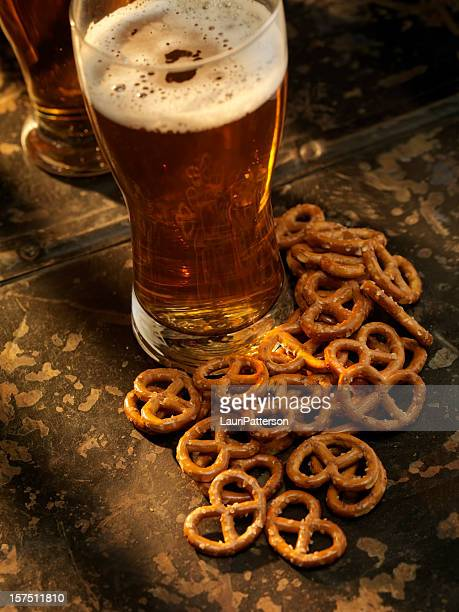 Pretzels and a Beer