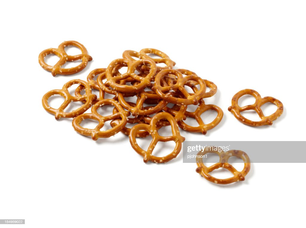 Pretzels : Stock Photo