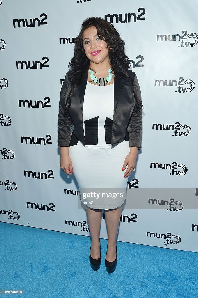 MUN2 - EVENTS -- Pre-Upfront Press Conference -- Pictured: Martha Vargas--