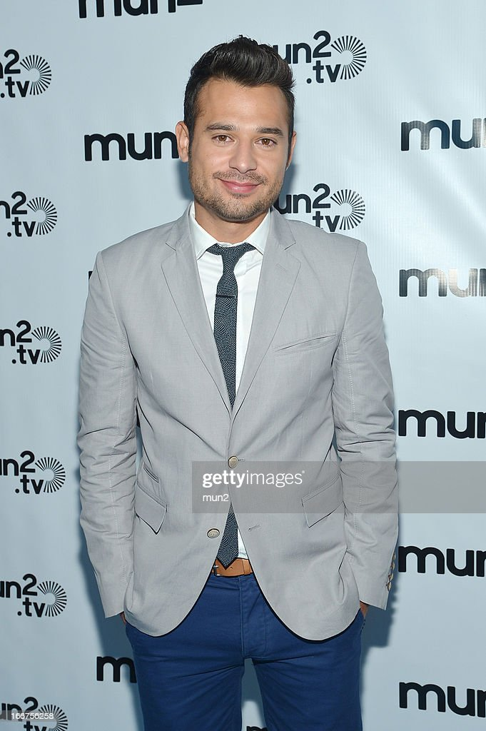 MUN2 - EVENTS -- Pre-Upfront Press Conference -- Pictured: TV personality Guad Venegas. --