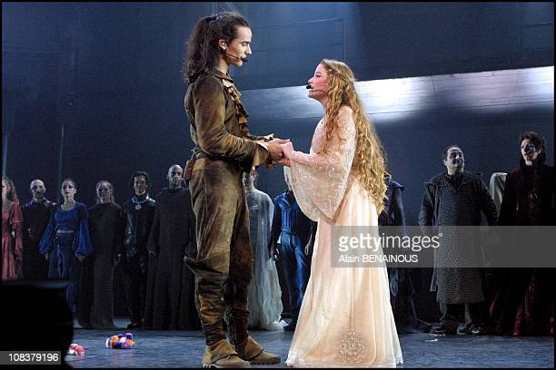 Preview of 'Romeo and Juliet' in Paris France on January 25 2001