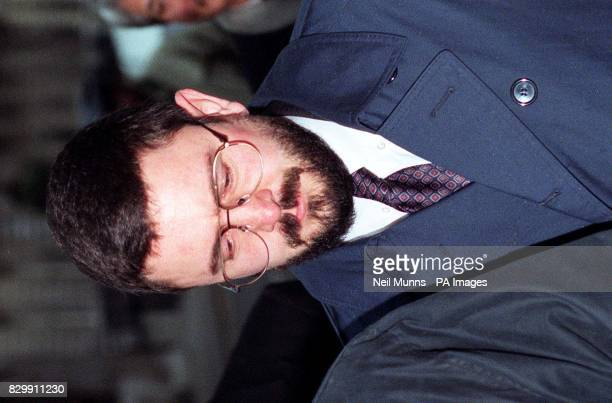 Previously unissued file dated 29/1/97 of post traumatic stress disorder sufferer Pc Trevor Standing who pleaded guilty at Southwark Crown Court...