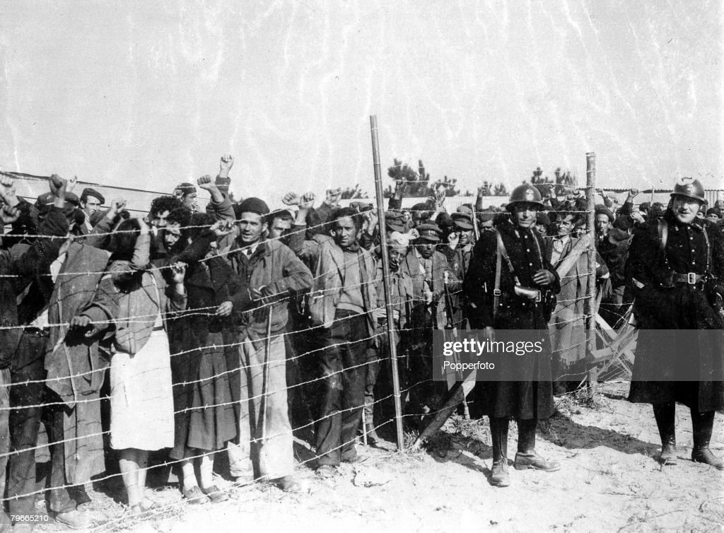 Evacuees And Refugees Getty Images