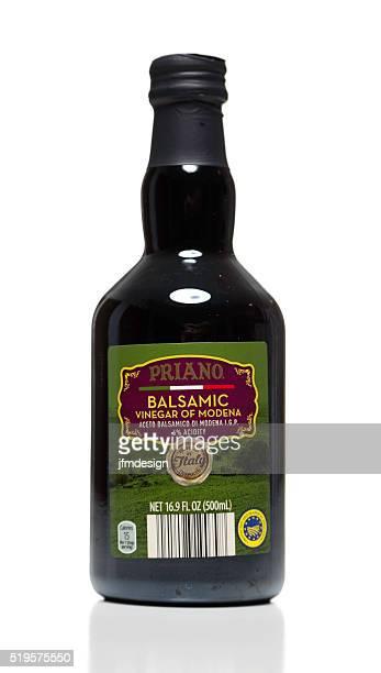 モデナ Priano バルサミコ酢のボトル