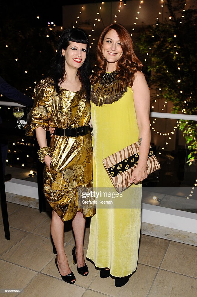 Price Latimer Agah and Corey Lynn Calter attend Hammer Museum 11th Annual Gala In The Garden With Generous Support From Bottega Veneta, October 5, 2013, Los Angeles, CA at Hammer Museum on October 5, 2013 in Westwood, California.