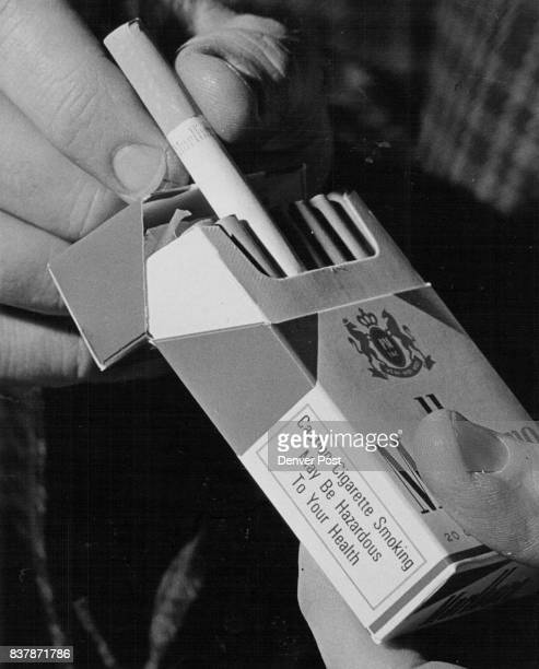 Prices on major brands of cigarettes have been raised 2 cents a pack Credit Denver Post