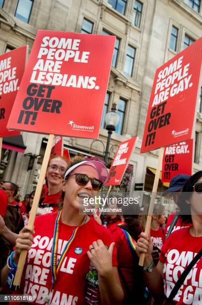 Pride in London formally known as Pride London is an annual LGBT pride festival and parade held each summer in London United Kingdom A group from...
