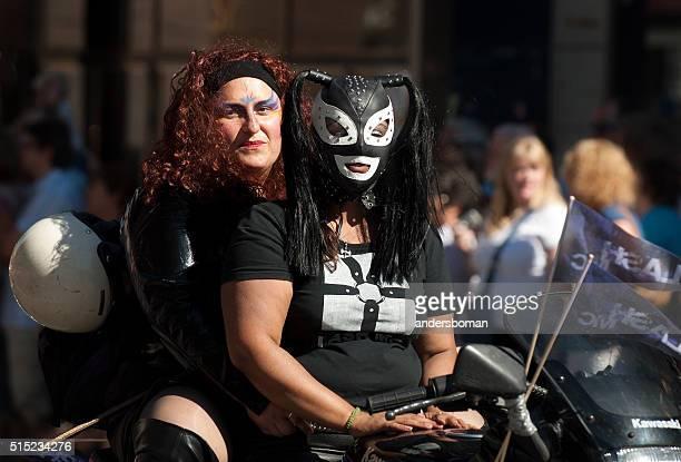 fierté défilé stockholm, Suède