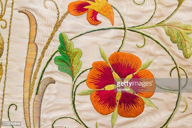 Priest Vestment Embroidery Detail