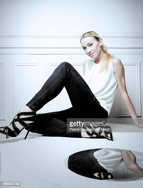 Prima ballerina Eleonora Abbagnato is photographed for Paris Match on November 20 2013 in Paris France