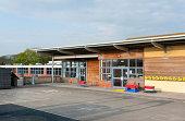 'School building, UK infant/junior 5-11years'