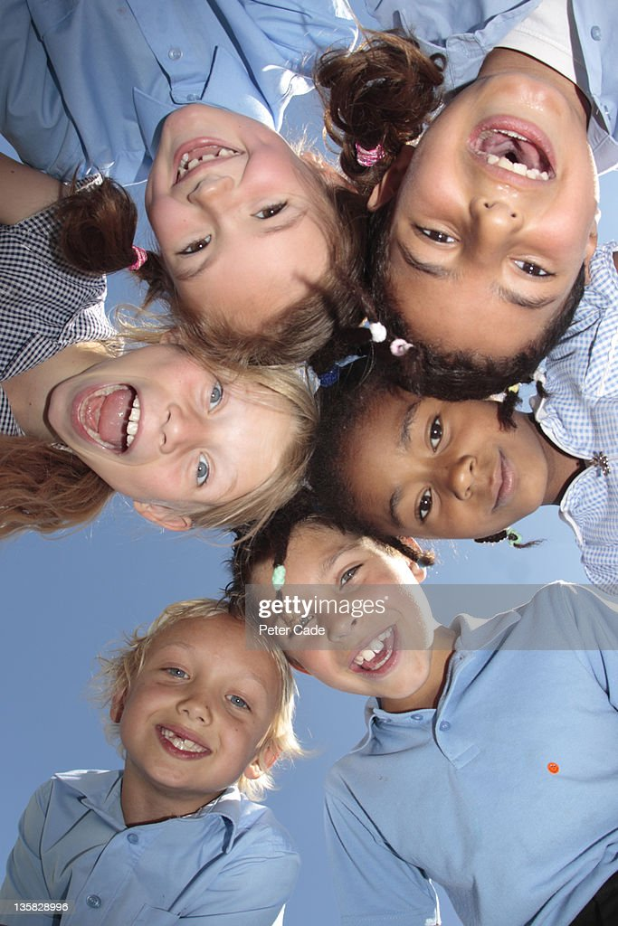 Primary school children : Stock Photo