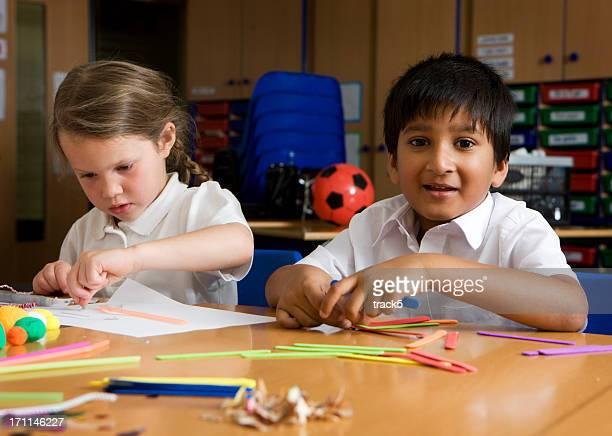primary school: junior artists