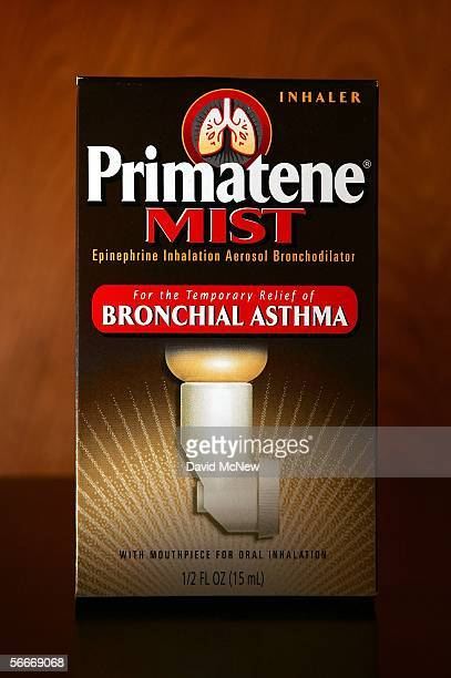 Primatene mist inhaler