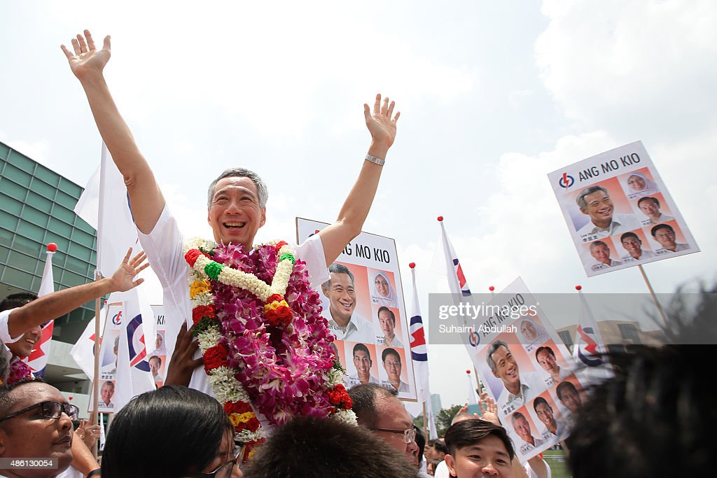Nomination Day Marks Start Of Campaigning In Singapore General Election