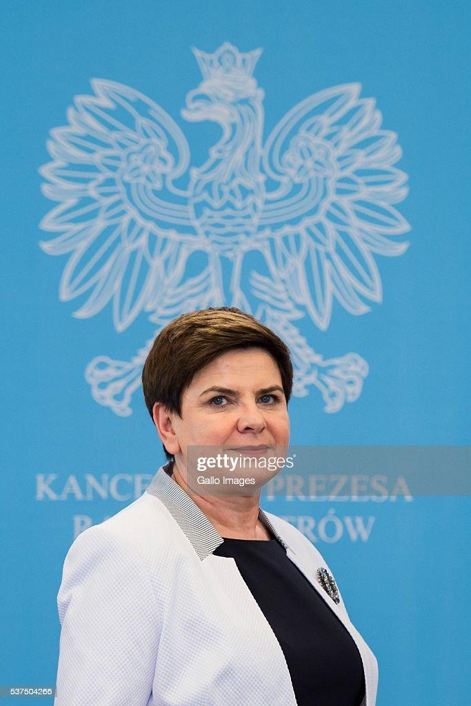 Prime Minister Szydlo Meets Prime MInister Of Estonia