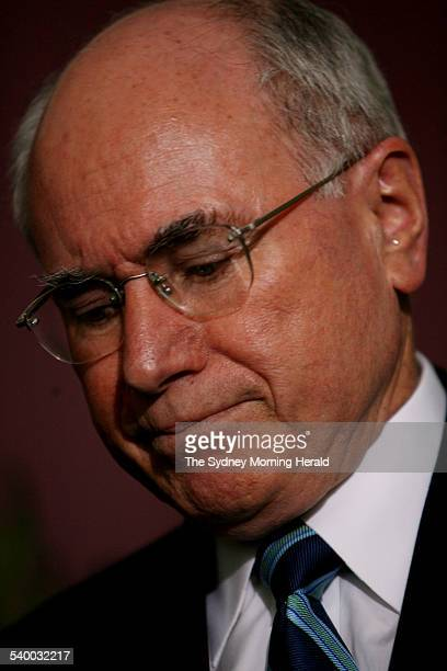 Prime Minister John Howard visited Cooma in New South Wales where he made a speech at Cooma Ex Services Club with Gary Nairn Member of Parliament for...