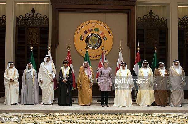 Prime Minister of Bahrain Sheik Halifa Emir of Kuwait Sabah AlAhmad AlJaber AlSabah Emir of Qatar Sheikh Tamim bin Hamad Al Thani Sultan of Oman...