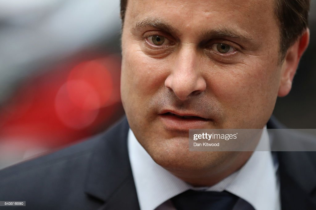 Prime Minister of Luxembourg, <a gi-track='captionPersonalityLinkClicked' href=/galleries/search?phrase=Xavier+Bettel&family=editorial&specificpeople=9868434 ng-click='$event.stopPropagation()'>Xavier Bettel</a> attends a second day of European Council meetings at the Council of the European Union building on June 29, 2016 in Brussels, Belgium. British Prime Minister David Cameron held talks with other EU leaders yesterday during his final scheduled meeting with the full European Council before standing down as Prime Minister. The meetings come at a time of economic and political uncertainty following the referendum result last week which saw the UK vote to leave the European Union.