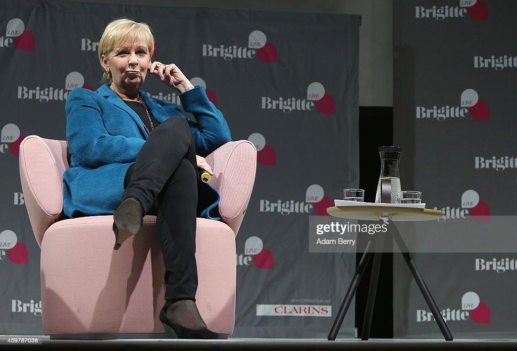 'Brigitte Live' Talk With Hannelore Kraft
