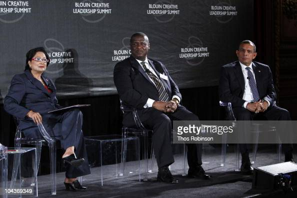 Prime Minister of the Republic of Trinidad and Tobago Kamla PersadBissessar Prime Minister of Saint Lucia Stephenson King and President of Honduras...